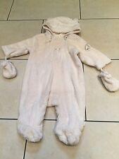 M&S 0-3 month snow suit