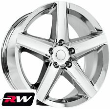 "20"" inch RW Wheels for Jeep Grand Cherokee 20x9"" 20x10"" Chrome Rims SRT8 2006"