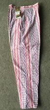 Vintage Womens Pants Truly Regal Ladies Capris Size 10 Woven Deadstock NEW 60's