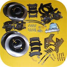 Front & Rear Disc Brake Conversion Kit Master Cylinder Toyota Land Cruiser FJ40
