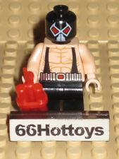 LEGO DC Universe Super Heroes 6860 Bane Minifigure NEW
