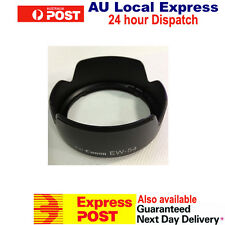 Lens Hood EW-54 EW54 For Canon EOS M EF-M 18-55mm F/3.5-5.6 IS OZ STOCK