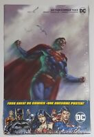 Action Comics #1023 Parrillo Variant SEALED Walmart (4 Pack)