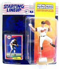 Cal Ripken Jr 1994 Starting Lineup Baseball Action Figure & Card