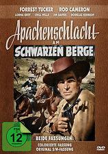 Apachenschlacht am schwarzen Berge (Forrest Tucker, Rod Cameron) DVD NEU + OVP!