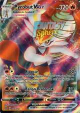 Pokemon 36/192  Pyrobut VMAX Full Art  Epee et Bouclier 2 EB02 VF Francais