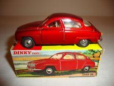 DINKY 156 SAAB 96 - EXCELLENT in original BOX