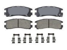 Disc Brake Pad Set-Disc Rear IDEAL TCD383