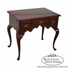 Mahogany Queen Anne Nightstand Antique Furniture
