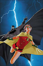 DARK KNIGHT III MASTER RACE #9 MIKEL JANIN VARIANT BATMAN ROBIN DC COMICS