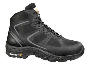 Carhartt CMH4251 Men's Lightweight Steel Toe Work Hiker Boot FastDry Nylon Shoes