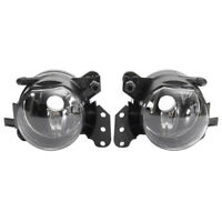 2x Front Left+Right Fog Light Lamp For E60 E90 E63 E46 323i 325i 328i 525i X3