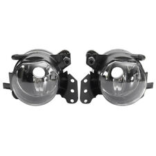 1Pair Car Front Left Right Fog Light Lamp For BMW E60 E90 E63 E46 323i 325i 525i