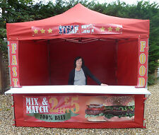 Mobile Catering Trailer Burger Hog Roast Fast Food SIGNS AND DESIGN INCLUDED