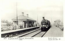 GB superb Repro pc from BIRMINGHAM, Brighton Road Station ca. 1920