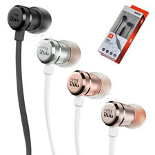JBL T290 High Performance Premium In-ear Headphones with MIC For iPhone Android