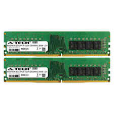16Gb Kit 2x 8Gb For Dell Precision Workstations T 3420 3430 3620 3630 Ram Memory