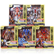 5 in 1 LuPa Deformation Robot Figure Toys WuHun Lord of War Machine  Model