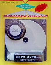 2x  Reinigungs Set CD Cleaner für CD DVD Blu-Ray