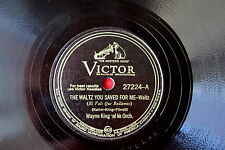 Wayne King: the Waltz You Saved For Me-Waltz + Song of the Islands-Waltz, SEMIPERMANENTE