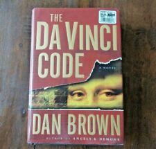 The Da Vinci Code Dan BROWN HARDBACK Book
