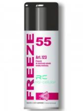 bomboletta congelante gel Freeze - 55° 400ml spray rileva componenti guasti