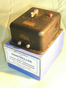 HORNBY DUBLO 32300 SPEED CONTROLLER BOXED & ORIGINAL PACKING UNTESTED 00 GAUGE