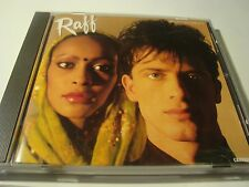 RAR  CD. RAFF. SAME. SELF CONTROL. CARRERE RED. ITALO DISCO