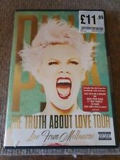 PINK - The Truth About Love Tour: Live From Melbourne [DVD] NEW!