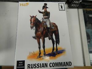 1/32 scale plastic Russian Command   #9322 by Hat