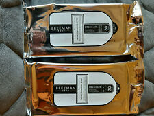 Beekman Facial/Body Cleansing Wipes - 2 Pack - Fresh Air - Brand New!