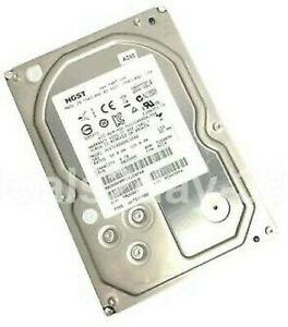 "HGST HUS724040ALS640 4TB SAS 7.2K 3.5"" 6Gbps SAS HDD 0B26885 - BULK"