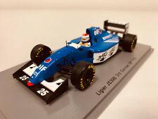 Spark F1 Ligier JS39B n°25 GP Allemagne 1994 E. Bernard 1/43 S7403 1219