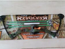 NEW NXT Generation Revolver Rapid Fire Compound Bow Tactical Toys Weapons Arrows