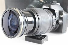 Ultra Wide Angle Macro Fisheye lens for Nikon 18-55 VR AFS as 50/35mm 52MM New