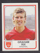 Panini - Football 84 - # 15 Graham Rix - Arsenal