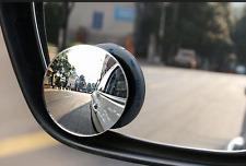 2 x convexe Rétroviseur miroir d'angle mort Towing RECUL conduite autocollant