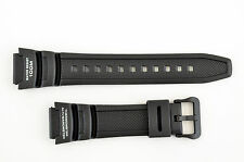 Genuine Black SGW-300H SGW-400H ALTIMETER BAROMETER  Watch Band Strap Casio