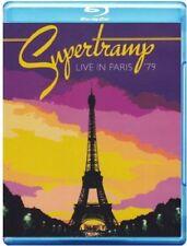 Supertramp: Live in Paris '79 (2013, Blu-ray NEUF)
