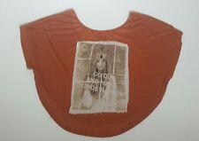 Women's Atmosphere blouse    top orange ginger  color size 10 BNWOT