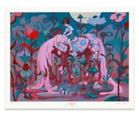 "NIB James Jean ""THE TRAVELER"" DUSK Print, Signed Limited Edition of 500"
