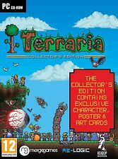Terraria - Collector's Edition (PC CD) NEW & Sealed