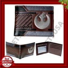 Star Wars Mens Bifold Wallet Gift For Dad Boyfriend Brother Christmas Valentines