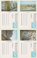 F-EX15908 SOUTH WEST AFRICA NAMIBIA POSTAL STATIONERY SET 20 PAISAJES.