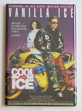 Cool As Ice FRIDGE MAGNET (2 x 3 inches) movie poster Vanilla Ice Ice Baby
