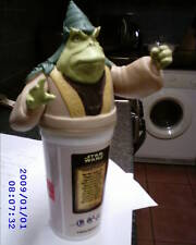 STAR WARS BOSS NASS CUP FIGURE KFC PIZZA HUT RARE LARGE TACO BELL
