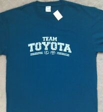 Team Toyota T Shirt_ Size XL_ New with Tags
