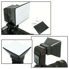 Diffuseur Universel pour Flash Cobra Sabot Speedlite Sony Canon Nikon Pentax..
