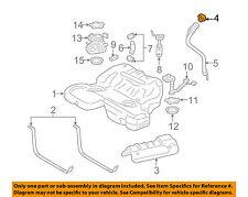 GM OEM Fuel Tank Filler-Gas Cap 15832215