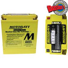 Aprilia MX 125 2005 CB7-A 12N7-4A Motobatt Motorcycle Battery Upgrade